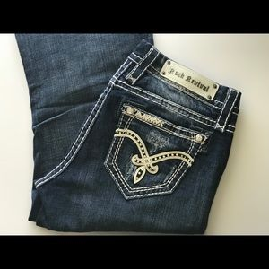 Rock Revival Easy Boot Jean
